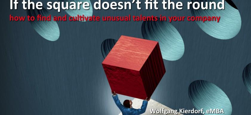 Talente finden und fördern